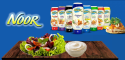 Noor - Original and flavored mayonnaise
